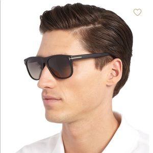 Tom Ford Olivier Acetate Sunglasses